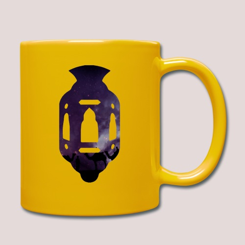 La Lanterne mauve - Mug uni