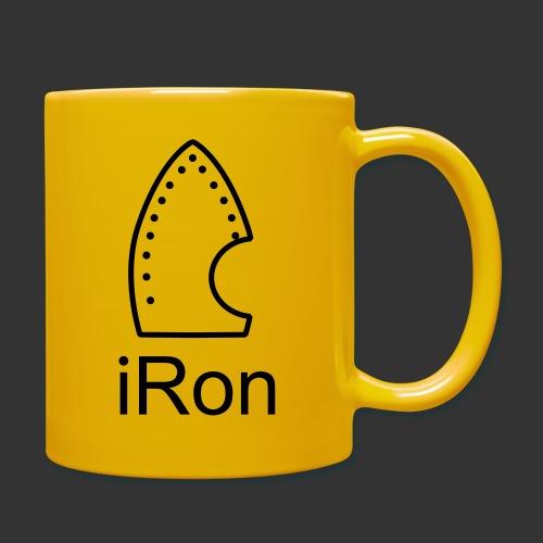 iRon - Tasse einfarbig