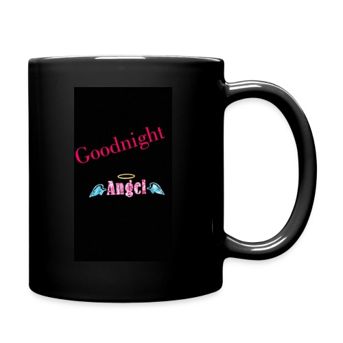 goodnight Angel Snapchat - Full Colour Mug