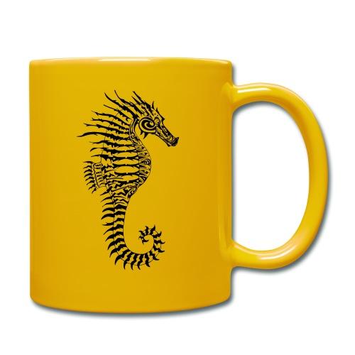 Alien Seahorse Invasion - Full Colour Mug