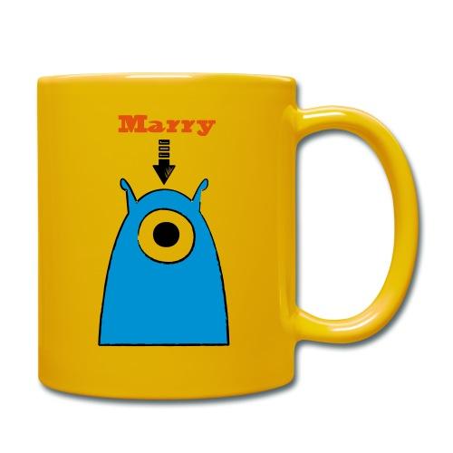 Marry von ZorZ - Tasse einfarbig