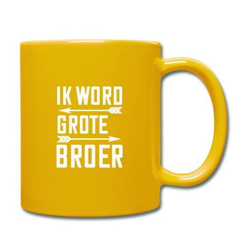 IK WORD GROTE BROER - Mok uni