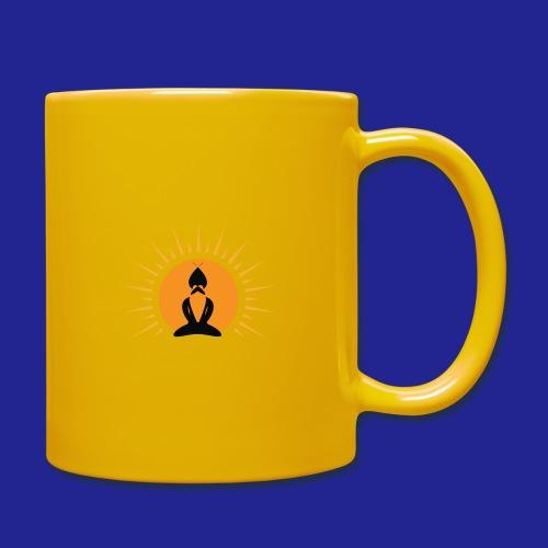 Guramylyfe logo no text black - Full Colour Mug