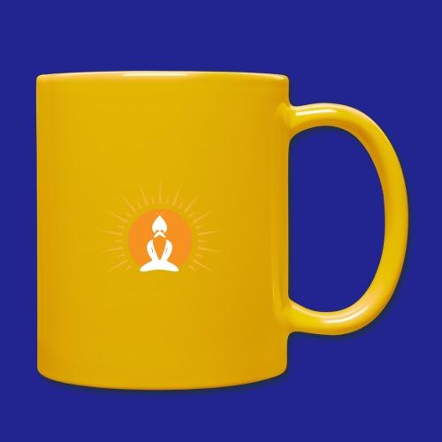 Guramylyfe logo white no text - Full Colour Mug