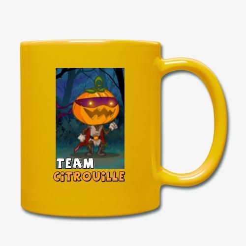 citrouille - Mug uni