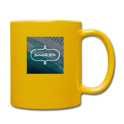 Knowitall 2016 - Full Colour Mug