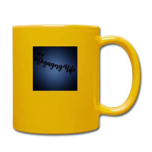 #logagng4life - Full Colour Mug
