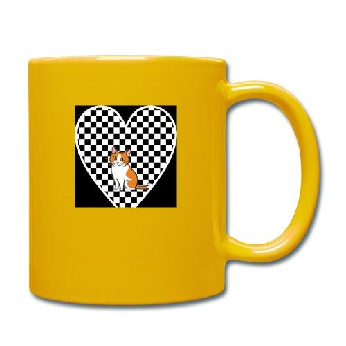Charlie the Chess Cat - Full Colour Mug