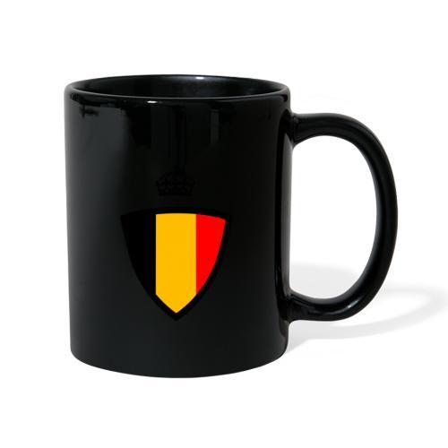 Koninkrijk belgië schild - Mug uni