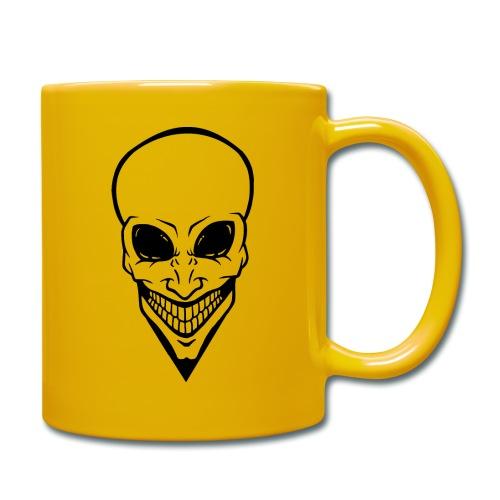 Alien - Tasse einfarbig
