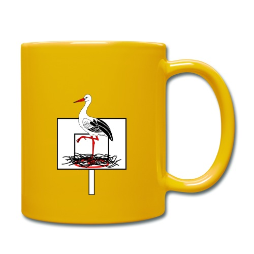 Defense alsacienne cigogne 2019 - Mug uni