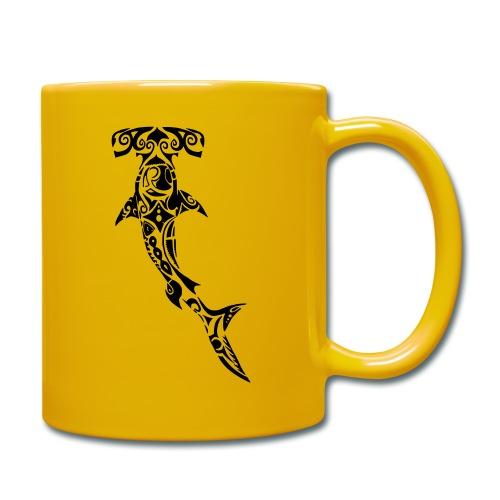 Hammerhai - Tasse einfarbig