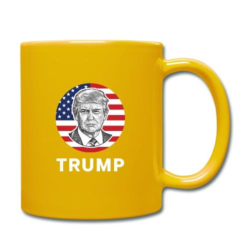 Donald trump - Tasse einfarbig