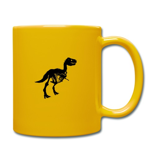 tyrannosaurus rex - Tasse einfarbig