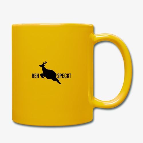 REH SPECKT - Tasse einfarbig