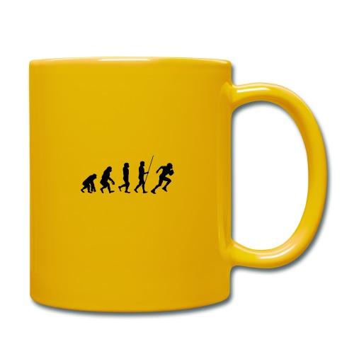 Evolution - Tasse einfarbig