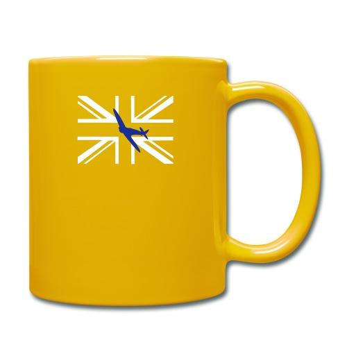 ukflagsmlWhite - Full Colour Mug