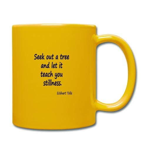 Tree for Stillness - Full Colour Mug
