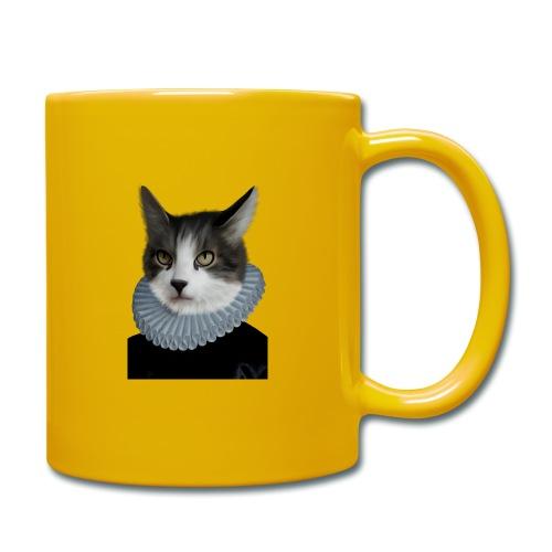 Noble Cat - Tasse einfarbig