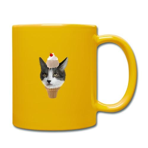 Ice Cream Cat - Tasse einfarbig