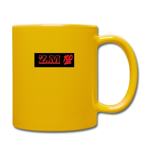 Z.M 100 - Full Colour Mug