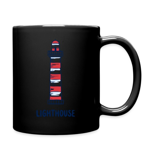 Lighthouse - Tasse einfarbig