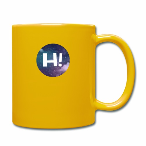 H! - Full Colour Mug