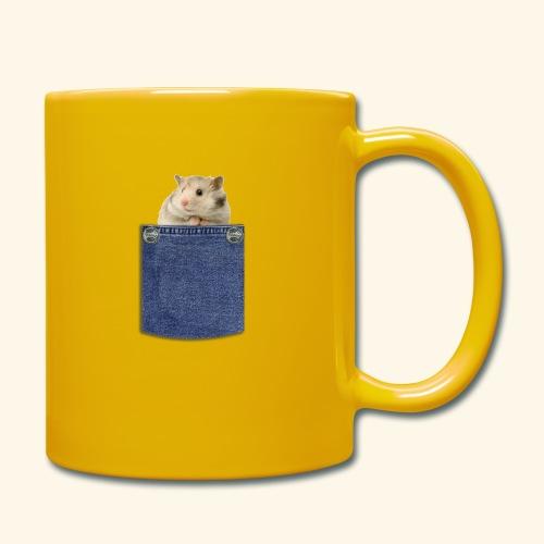 hamster in the poket - Tazza monocolore