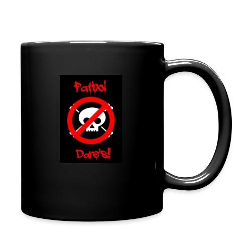 Fatboi Dares's logo - Full Colour Mug