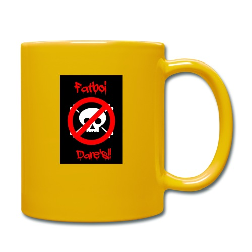 Fatboi Dares's logo - Full Colour Mug