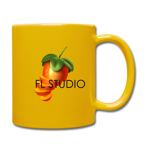 Sliced Sweaty Fruit - Full Colour Mug