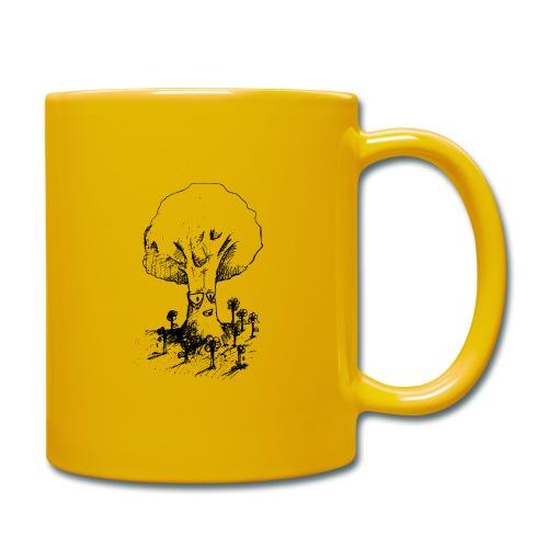 Sage Tree - Full Colour Mug