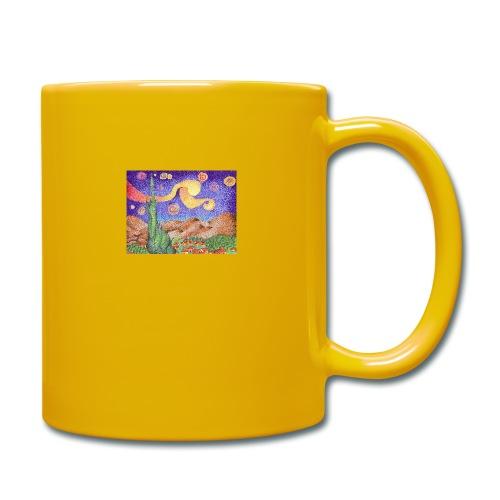 1 - Taza de un color