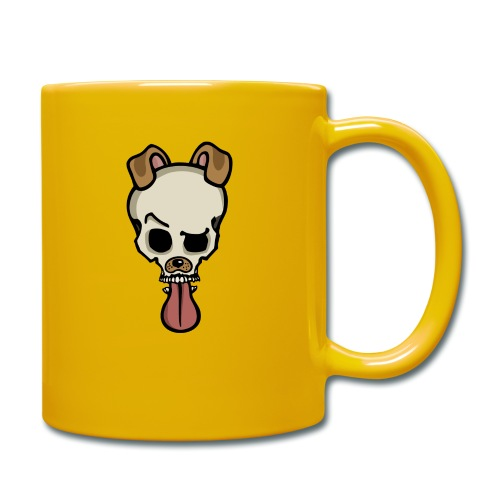 Snap-Skull - Tasse einfarbig