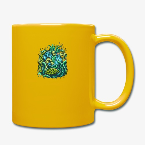 Gott des Meeres - Tasse einfarbig