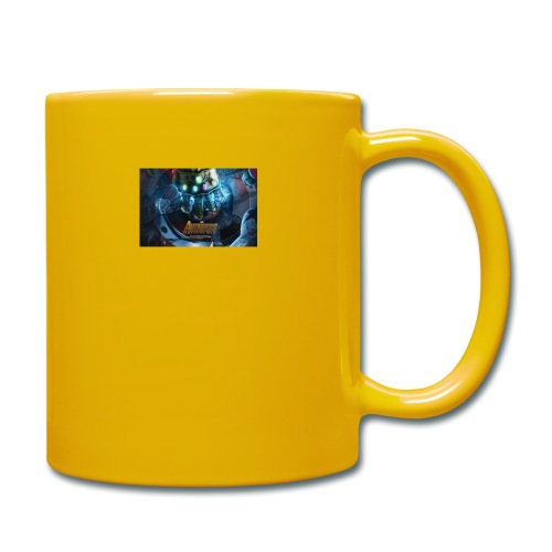 infinity war taped t shirt and others - Full Colour Mug