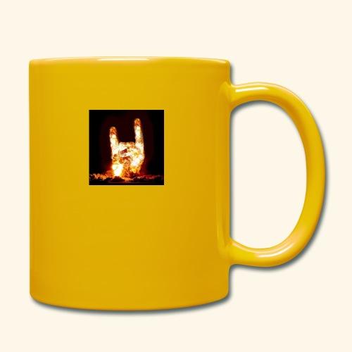 fingers bomb - Mug uni