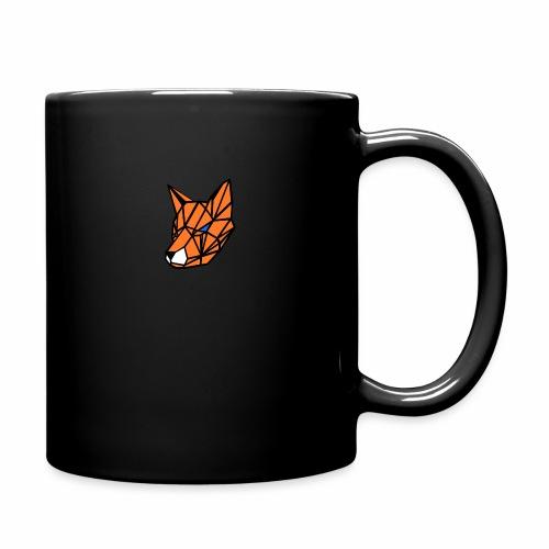 renard geometrique - Mug uni