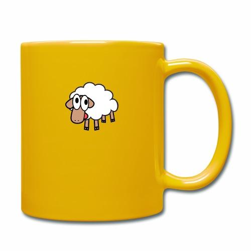 Sheep Cartoon - Mok uni