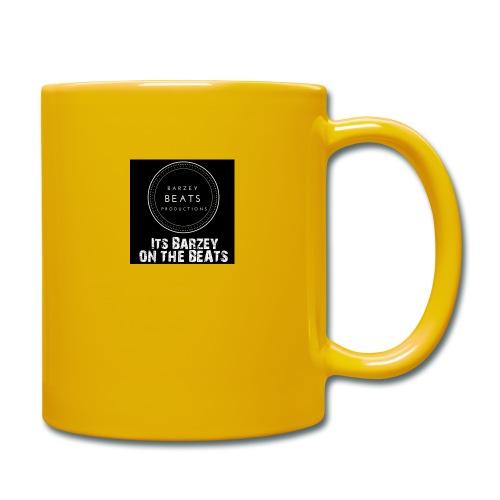 Its Barzey on the beats - Full Colour Mug
