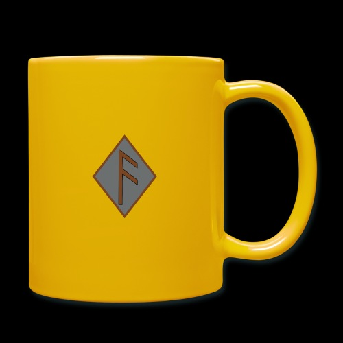 rautegross - Tasse einfarbig