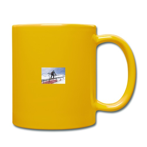 Freeski - Tasse einfarbig
