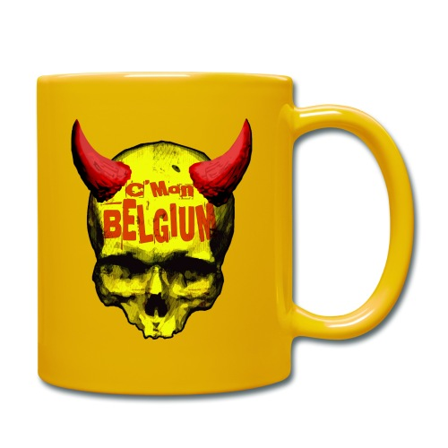 Belgium Devil 2 - Mok uni