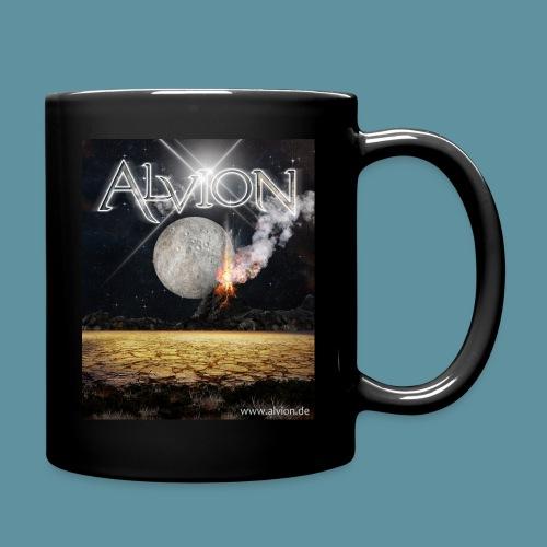 Alvion2KriegderGoetterTasse jpg - Tasse einfarbig