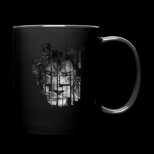 Pixel Lion Tattoo Inspire - Full Colour Mug