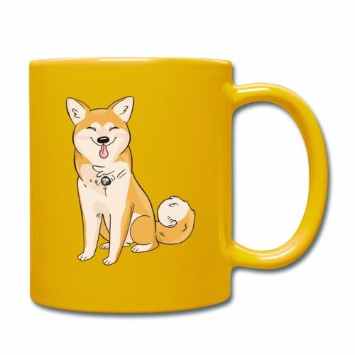 Akita Yuki Logo - Full Colour Mug