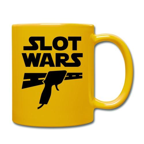 Slot Wars - Tasse einfarbig