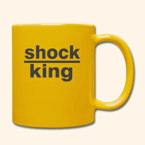 shock king funny - Tazza monocolore