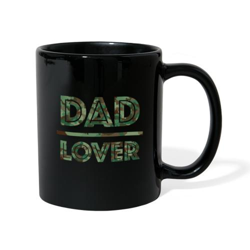 DAD LOVER - Enfärgad mugg