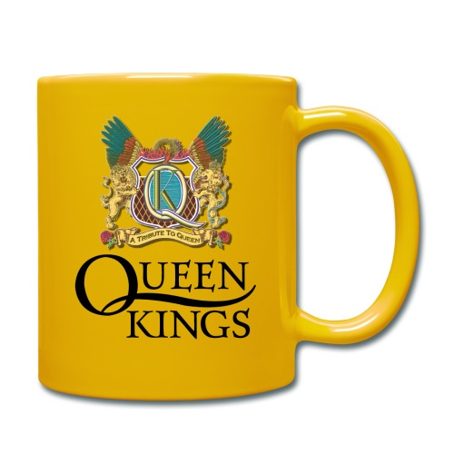 Queen Kings Royal - Tasse einfarbig